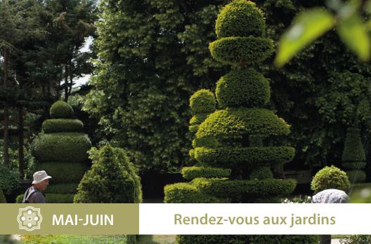 Mai juin rendez vous aux jardins les jardins de la for Rendez vous des jardins