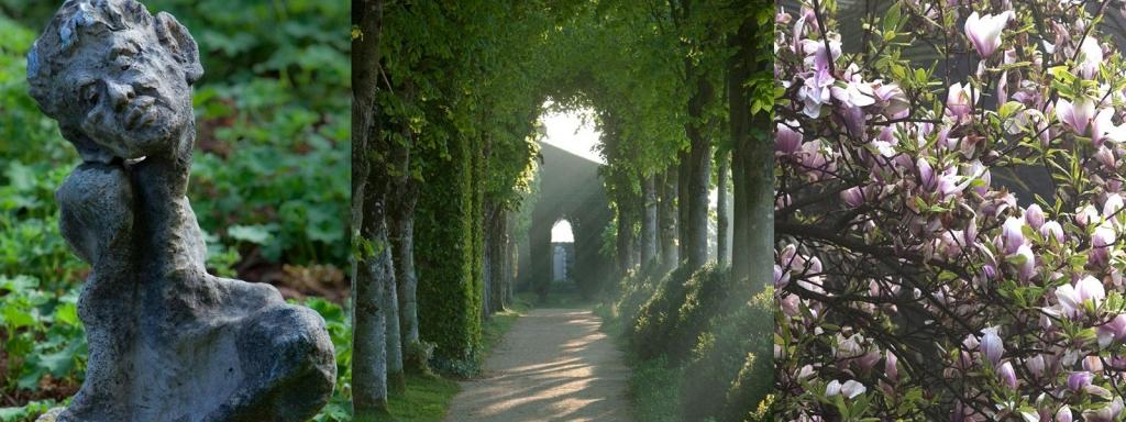 écosystème audio des jardins de la Ballue unique en Bretagne
