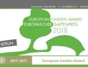 european-garden-award