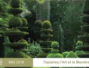 """""""Topiaires l'Art et la Manière"""" 2018"""