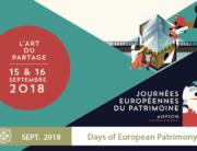 Days of European Patrimony 2018